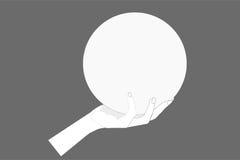 владения руки шарика бесплатная иллюстрация