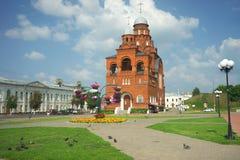 ВЛАДИМИР, РОССИЯ - 17-ое июля 2016: Золотые стробы vladimir Стоковые Изображения
