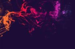 Влияние дыма полутонового изображения вектора Стоковые Фото