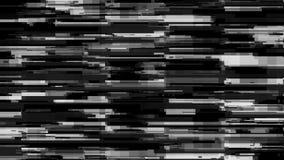 Влияние небольшого затруднения Ошибка экрана компьютера Видео ошибки Абстрактный шум пиксела цифров Терпеть неудачу сигнала ТВ Пр иллюстрация штока