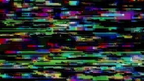 Влияние небольшого затруднения Ошибка экрана компьютера Видео ошибки o r Предпосылка небольшого затруднения иллюстрация штока