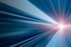 Влияние предпосылки скоростной силы нерезкости движения moving стоковое фото rf