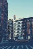 Влияние фото телефона - NYC Стоковое фото RF