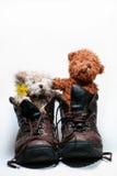 влюбленность ботинка Стоковое Изображение