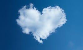 влюбленность воздуха Стоковое Изображение RF