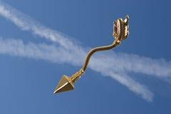 влюбленность воздуха Стоковые Фотографии RF