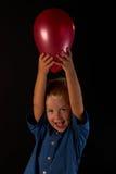 влюбленность воздушных шаров i Стоковые Изображения