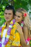 влюбленность Гавайских островов стоковое фото rf