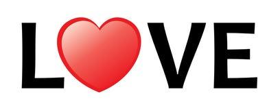 влюбленность иконы Стоковая Фотография RF