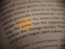 влюбленность искусства Стоковые Изображения RF