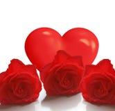 влюбленность истинная Стоковое Изображение RF