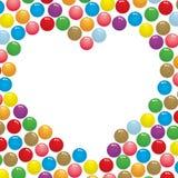 влюбленность конфет Стоковые Фотографии RF
