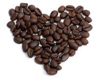 влюбленность кофе i Стоковое Фото