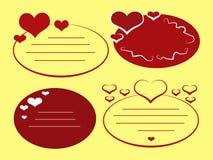 влюбленность маркирует желтый цвет Бесплатная Иллюстрация