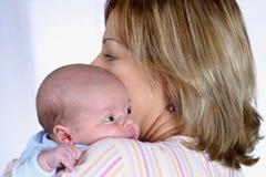 влюбленность младенца Стоковые Изображения RF
