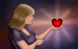 влюбленность не к стоковое изображение rf