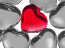 влюбленность одно истинная Стоковое Изображение RF
