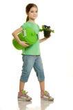влюбленность окружающей среды ребенка иллюстрация штока