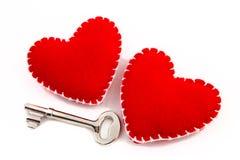 влюбленность открытая к Стоковая Фотография RF