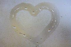 влюбленность падения Стоковые Фото