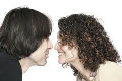 влюбленность пар Стоковая Фотография RF