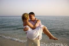 влюбленность пар Стоковые Изображения
