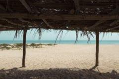 влюбленность пляжа i Стоковые Фотографии RF