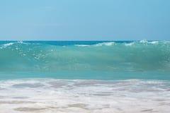 влюбленность пляжа i Стоковые Изображения RF