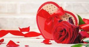 Влюбленность предпосылки и романтичное Стоковые Фотографии RF