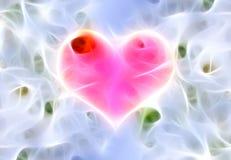 влюбленность предпосылки Стоковые Изображения RF