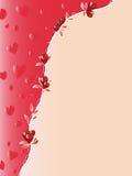 влюбленность предпосылки Стоковые Фотографии RF