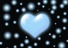 влюбленность предпосылки Стоковая Фотография RF