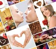влюбленность принципиальной схемы Стоковые Изображения