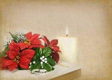 влюбленность рождества Стоковая Фотография RF