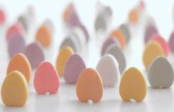 влюбленность сердец конфеты стоковое изображение rf