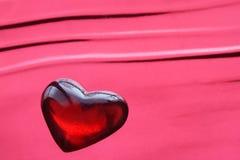 влюбленность сердца Стоковая Фотография