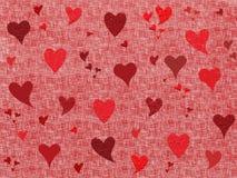 влюбленность сердца Стоковые Фотографии RF
