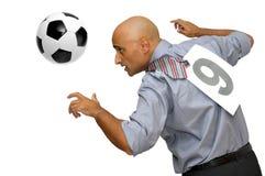 влюбленность футбола i Стоковые Фото
