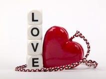 влюбленность Харта Стоковое Фото