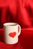 Влюбленность чая стоковое изображение