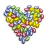 влюбленность шоколада Стоковые Изображения