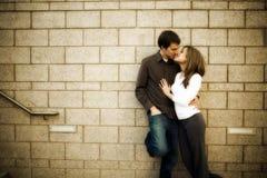 влюбленность Стоковая Фотография