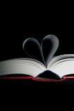 влюбленность 3 книг Стоковое Изображение RF