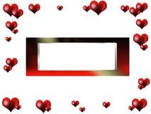 влюбленность Стоковые Фотографии RF
