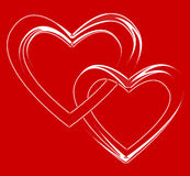 влюбленность Стоковая Фотография RF