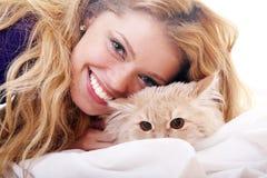 влюбленность kitti вы Стоковые Изображения