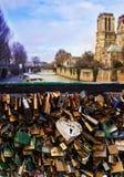Влюбленность, locked Стоковое Изображение