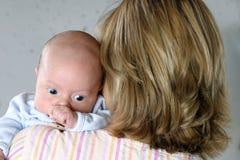 влюбленность motherly Стоковое Изображение