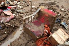 Внезапное наводнение бедствия Индонезии - Garut 054 Стоковые Фото