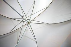 Внезапный крупный план зонтика Стоковое Изображение RF